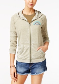 Roxy Juniors' Dip Out Crystal Seas Graphic Hoodie