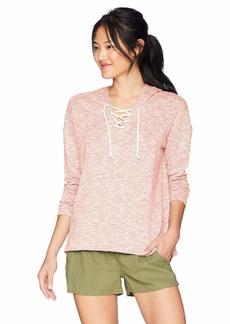 Roxy Junior's Discovery Arcade Pullover Sweater  L
