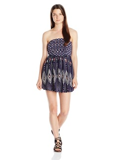 Roxy Junior's Double Dose Sleeveless Dress
