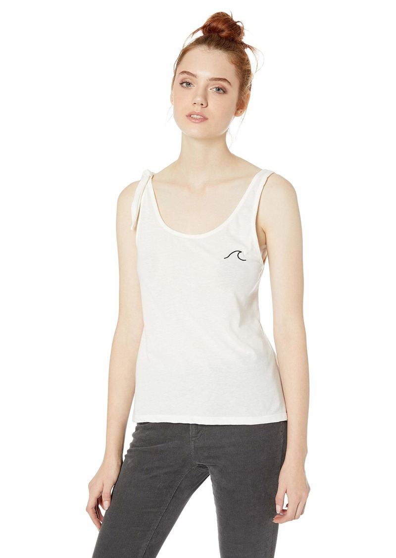 ROXY Junior's Dreaming About A Cruise Tank Top  S