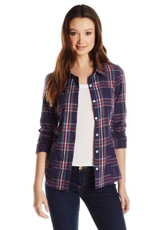 Roxy Junior's Driftwood 2 Flannel Shirt