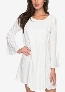Roxy Juniors' East Coast Dreamer Bell-Sleeve Dress