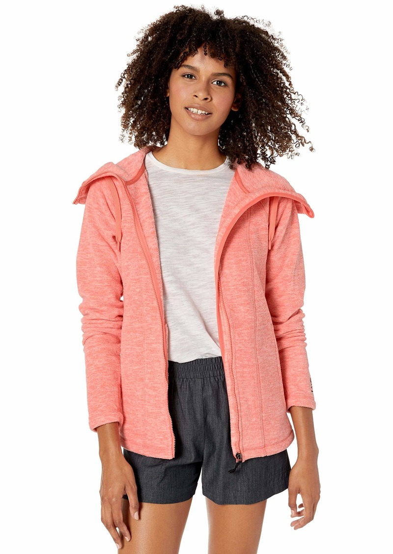 Roxy Junior's Electric Feeling Fleece Jacket ROSARANCIO M