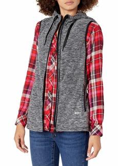 Roxy Junior's Electric Feeling-Fleece Vest  XS