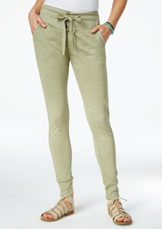 Roxy Juniors' Endless Highway Cotton Skinny Jogger Pants