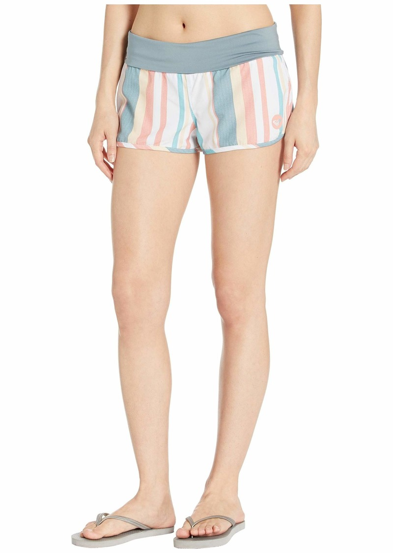 Roxy Junior's Endless Summer Print Boardshort  L