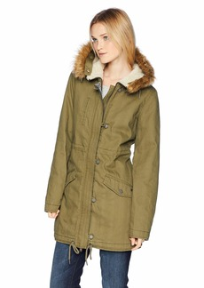 Roxy Junior's Essential Element Parka Jacket  M