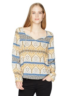 Roxy Junior's Everybody up Blouse arshmallow New aiden