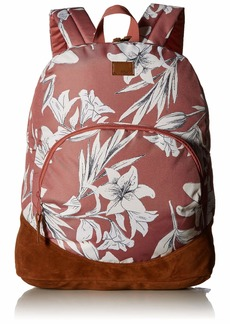 Roxy Junior's Fairness Backpack withered rose lily house One Size