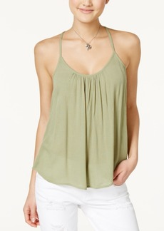 Roxy Juniors' Fly With Me Strappy Crisscross Tank Top