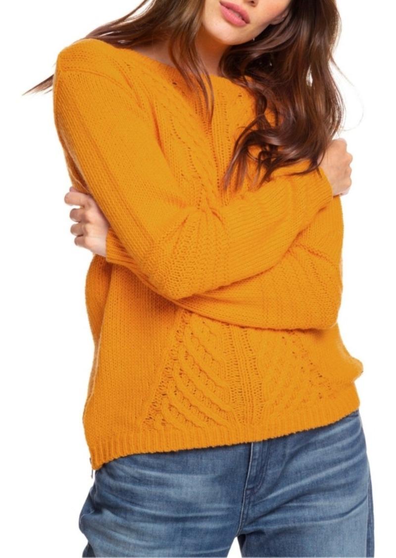 Roxy Juniors' Glimpse of Romance Sweater