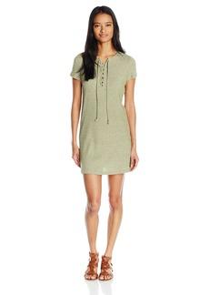 Roxy Junior's Go Your Way Short Sleeve T-Shirt Dress  XL