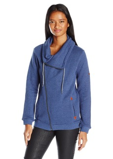 Roxy Juniors Good Waves Fleece Sweatshirt