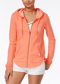 Roxy Juniors' Hawser Graphic Hoodie