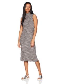 Roxy Junior's Hello Fall Bodycon Long Sleeve Dress  XL