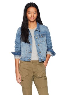 Roxy Junior's Hello Spring Denim Jean Jacket  L
