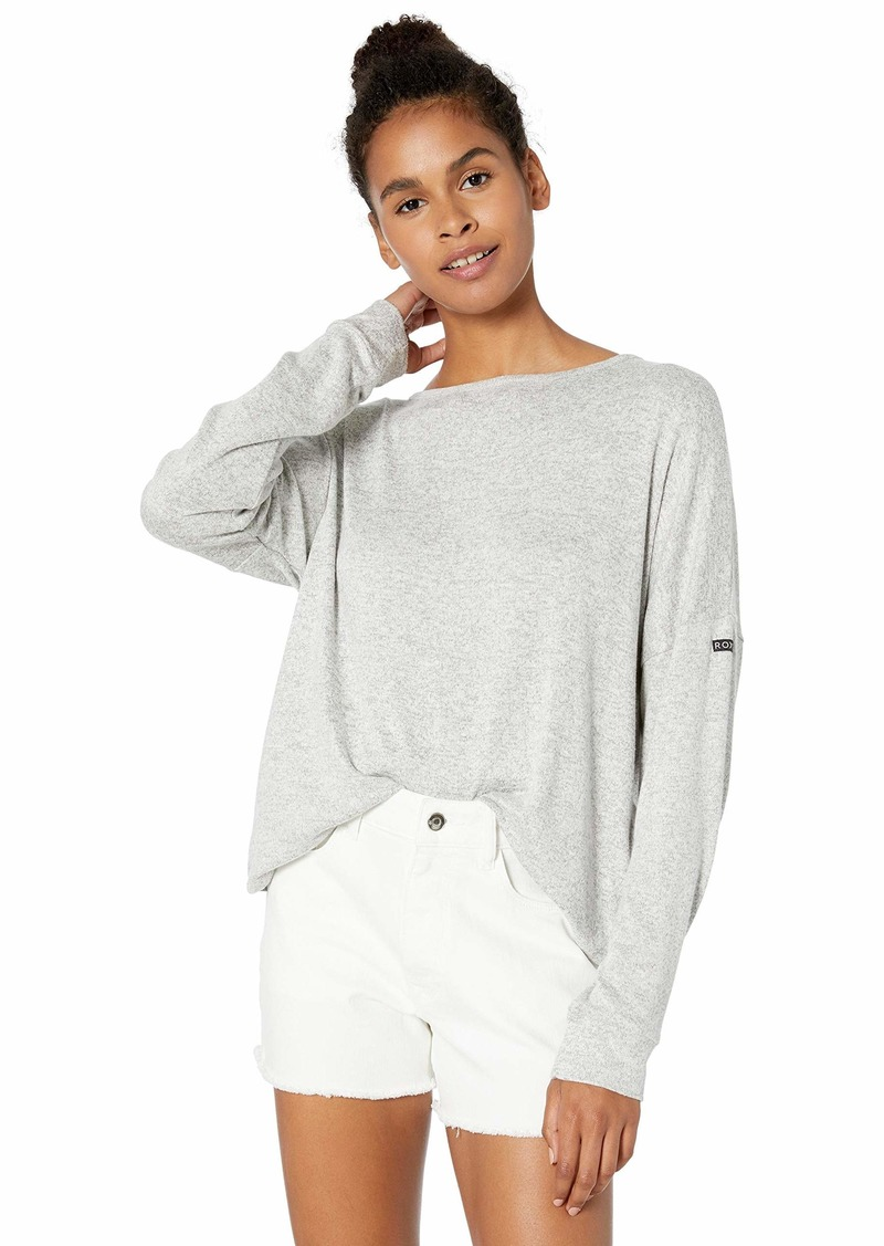 Roxy Junior's  Holiday Everyday Cozy Top  L
