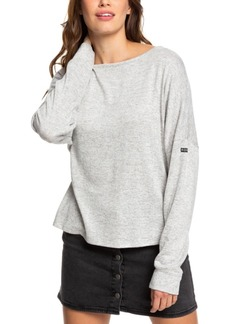 Roxy Juniors' Holiday Everyday Oversized Top