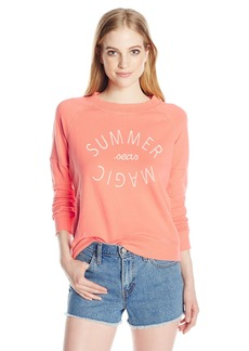 Roxy Junior's Hollow Dance a Fleece Sweatshirt  M