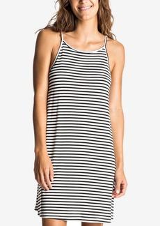 Roxy Juniors' I Did Didn't Striped Shift Dress
