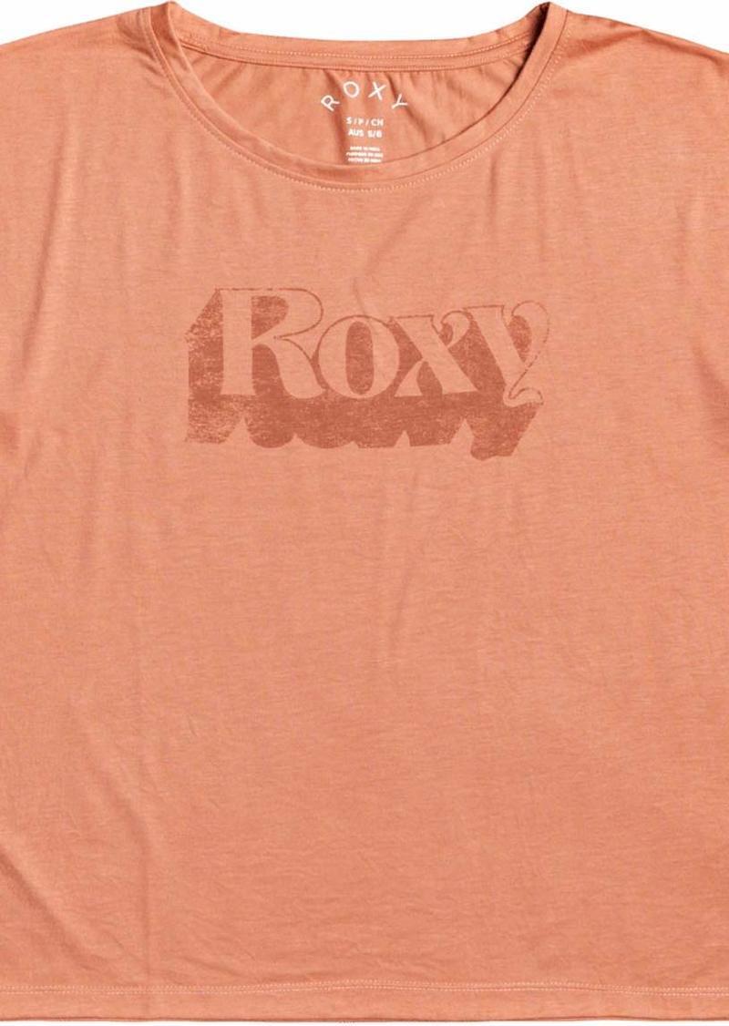 Roxy Junior's I Got The Funk Drapey T-Shirt  M