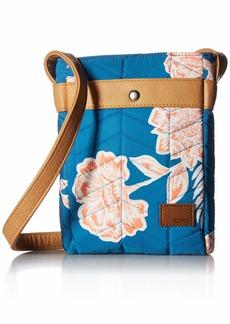 Roxy Women's INTO The Forest Handbag MYKONOS BLUE S EGLANTINE