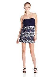 Roxy Juniors Jasmine Strapless Tube Dress