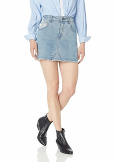 Roxy Junior's Java to Lombok Denim Skirt  XL