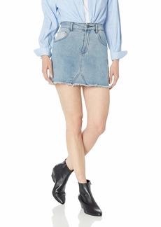 Roxy Junior's Java to Lombok Denim Skirt  L