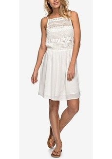 Roxy Juniors' Lace-Bodice Dress