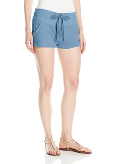 Roxy Junior's Livin in a Dream Beach Shorts Elastic Waist  M