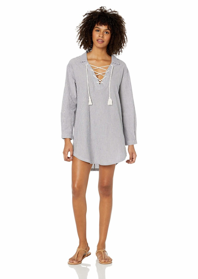 Roxy Junior's Lonely for You Cover-Up Swimsuit Dress  XL