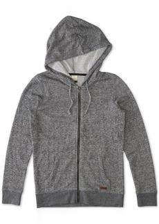 Roxy Juniors' Long-Sleeve Zip-Front Hoodie