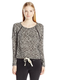 Roxy Junior's Loose Ends Pullover Sweater