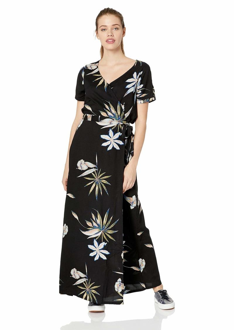 Roxy Junior's Lotus Heart Long Dress  M