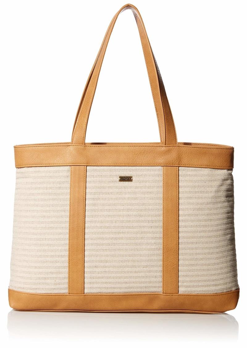 Roxy Junior's Make ME Smile Handbag CAMEL 1SZ
