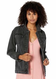 Roxy Junior's  Midnight Drive Jean Jacket  M