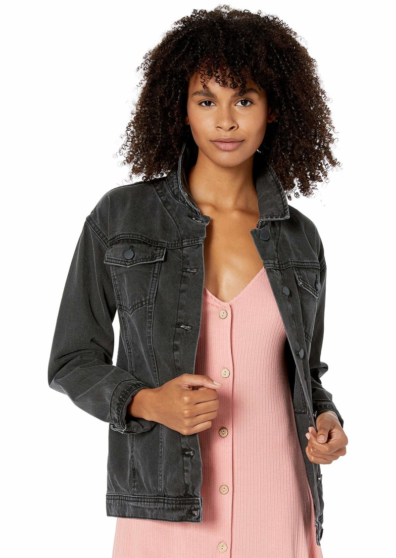 Roxy Junior's  Midnight Drive Jean Jacket  M