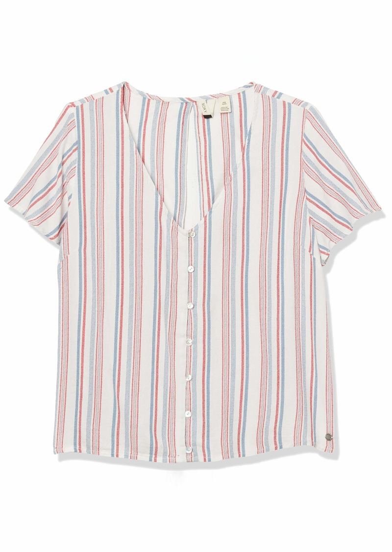 Roxy Junior's Million Dreams Woven Top  S