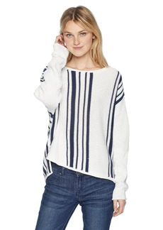 Roxy Junior's Monument Border Sweater  M