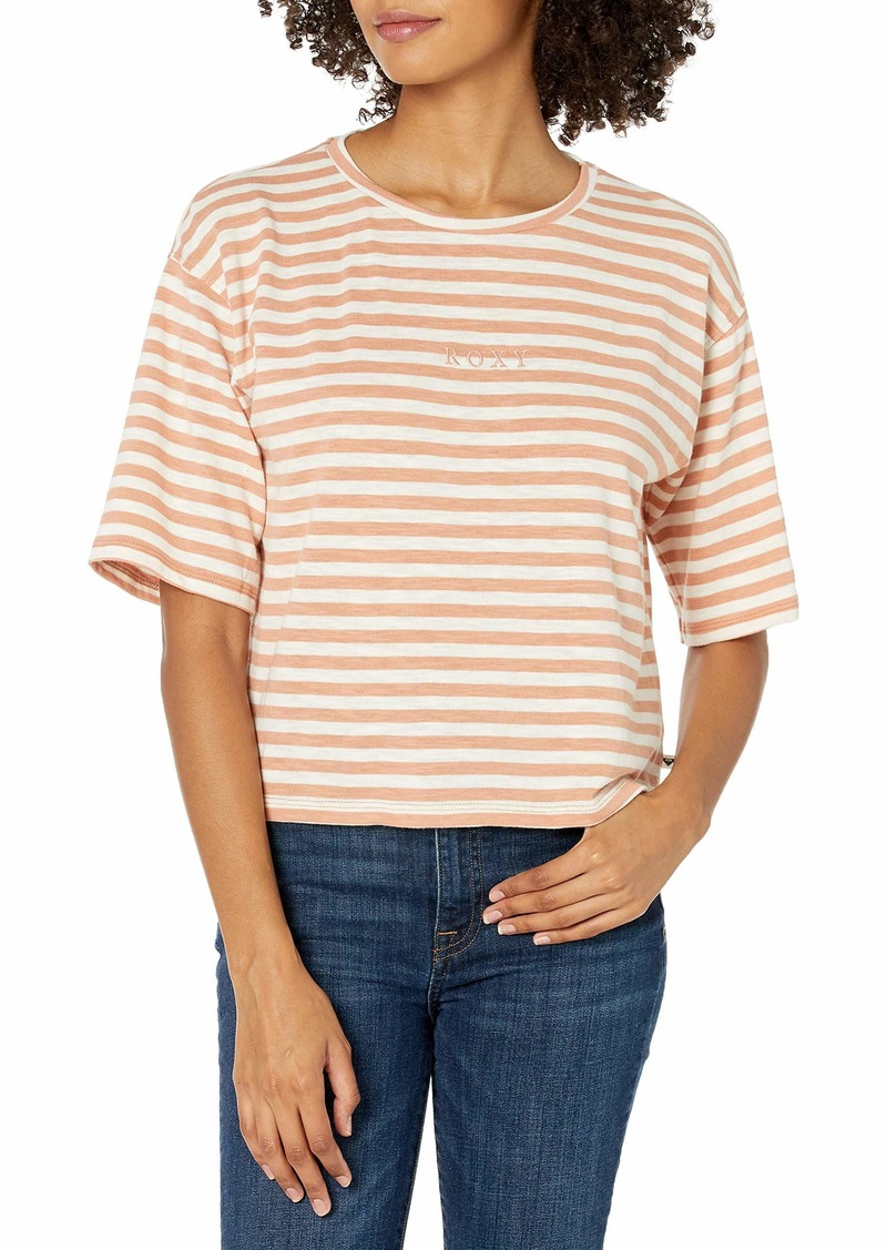 Roxy Junior's More Than Just You Tee  XS