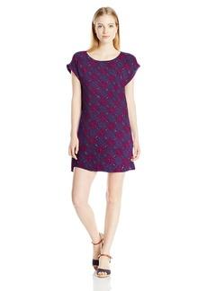 Roxy Juniors Morris Printed Woven Shift Dress