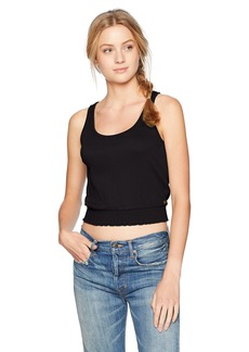 Roxy Junior's Musical Note Cropped Top  M