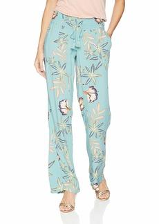 Roxy Junior's Oceanside Viscose Pant  XL