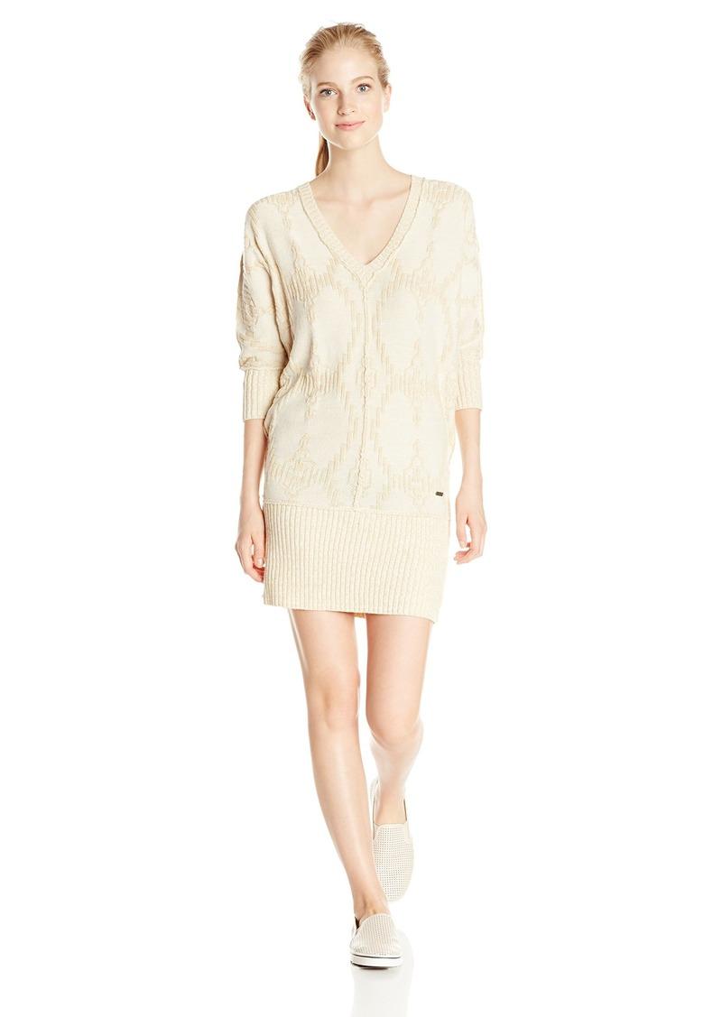 On Sale today! Roxy Roxy Junior s Overhead Sweater Dress dfd738ad7