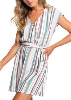 Roxy Juniors' Peace Of Mind Striped Dress