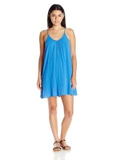 Roxy Juniors Phantom Island Spaghetti Strap Dress
