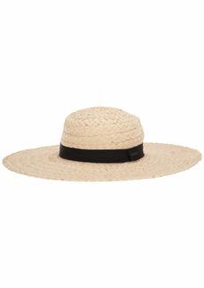Roxy Junior's Poetic View Straw Hat  1 SZ