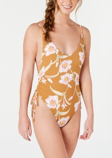 Roxy Juniors' Printed One-Piece Swimsuit Women's Swimsuit