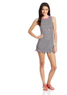 Roxy Juniors Rule Breaker Striped Dress